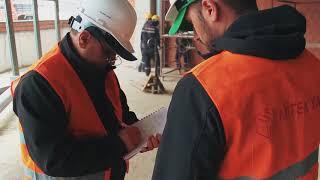 Mitek Yapi - Steel Construction - Composite Slab Lowering - Short Version