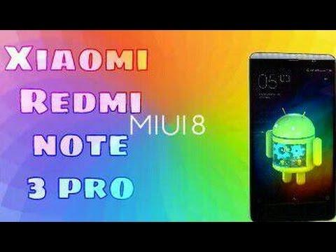 Xiaomi Redmi Note 3 Pro прошивка скачать - фото 8