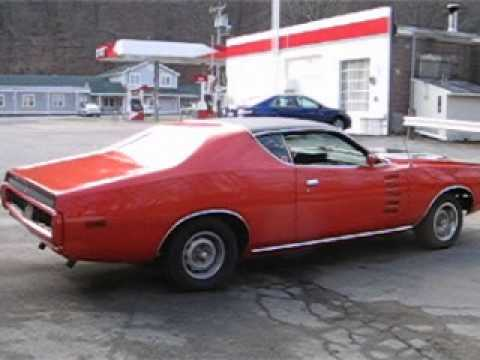 1972 Dodge Charger Rallye 440 Magnum Barn Find For Sale On
