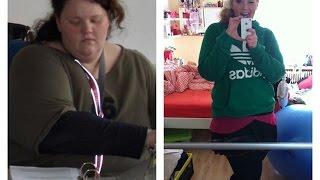 160 Kilo abgenommen - vorher nachher Bilder / Videos - Zusammenschnitt
