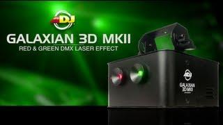 Video ADJ Galaxian 3D MKII download MP3, 3GP, MP4, WEBM, AVI, FLV Juni 2018