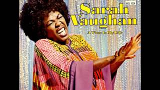 Sarah Vaughan - Inner City Blues (Make Me Wanna Holler) (1972)