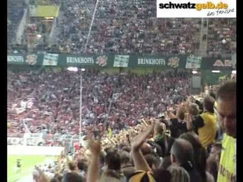 BVB vs Bayern 2-0 part 2/4 Borussia Dortmund Stimmung Atmosphere Munich München ドルトムント