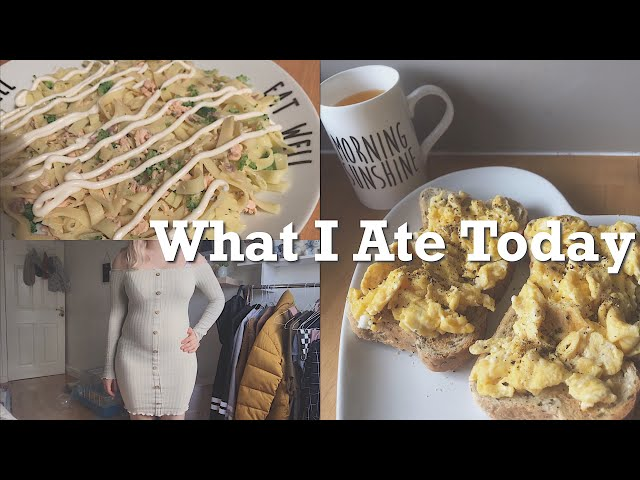 What I Ate Today (Anorexia Recovery)   Emily's Recovery