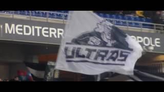Saison 2016-2017 montpellier FCGB ULTRAMARINES BORDEAUX 1987