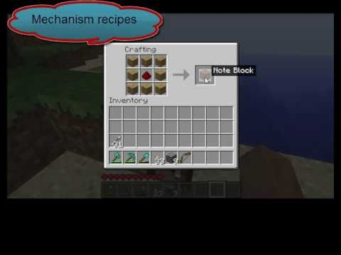 Crafting Beds In Minecraft