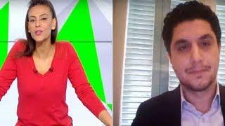 Aydınlık yazarı Av. Onur Sinan Güzaltan, Russia Today France'da değerlendirmelerde bulundu