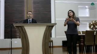Culto de Louvor a Deus - Salmos 142 - Rev. Antonio Donadeli