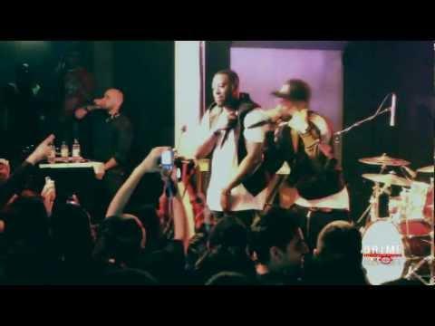 SWAY FT KANO - STILL SPEEDIN' (REMIX) - LIVE