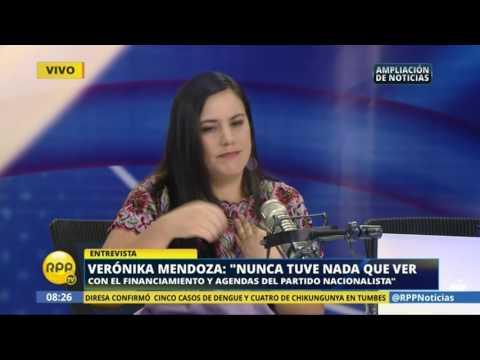 Verónika Mendoza RPP 2  09.02.17