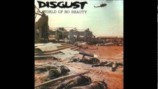Disgust (UK) - Just Another War Crime