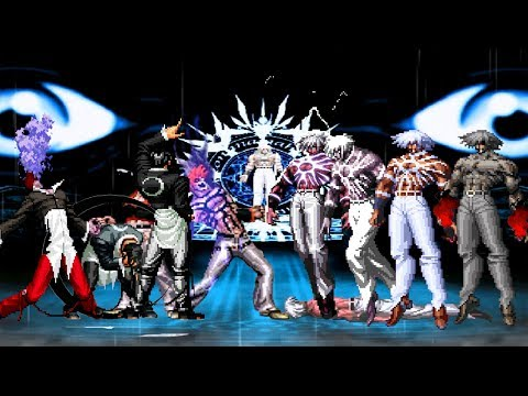 Kof Mugen Orochi Iori Team VS Orochi-Mizuchi Team