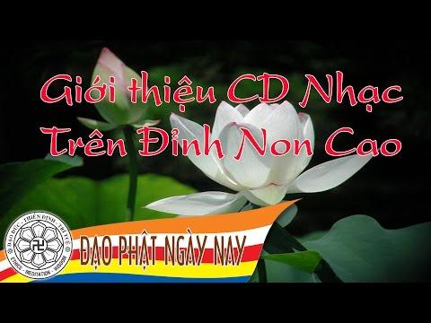 Giới thiệu CD Nhạc Trên Đỉnh Non Cao