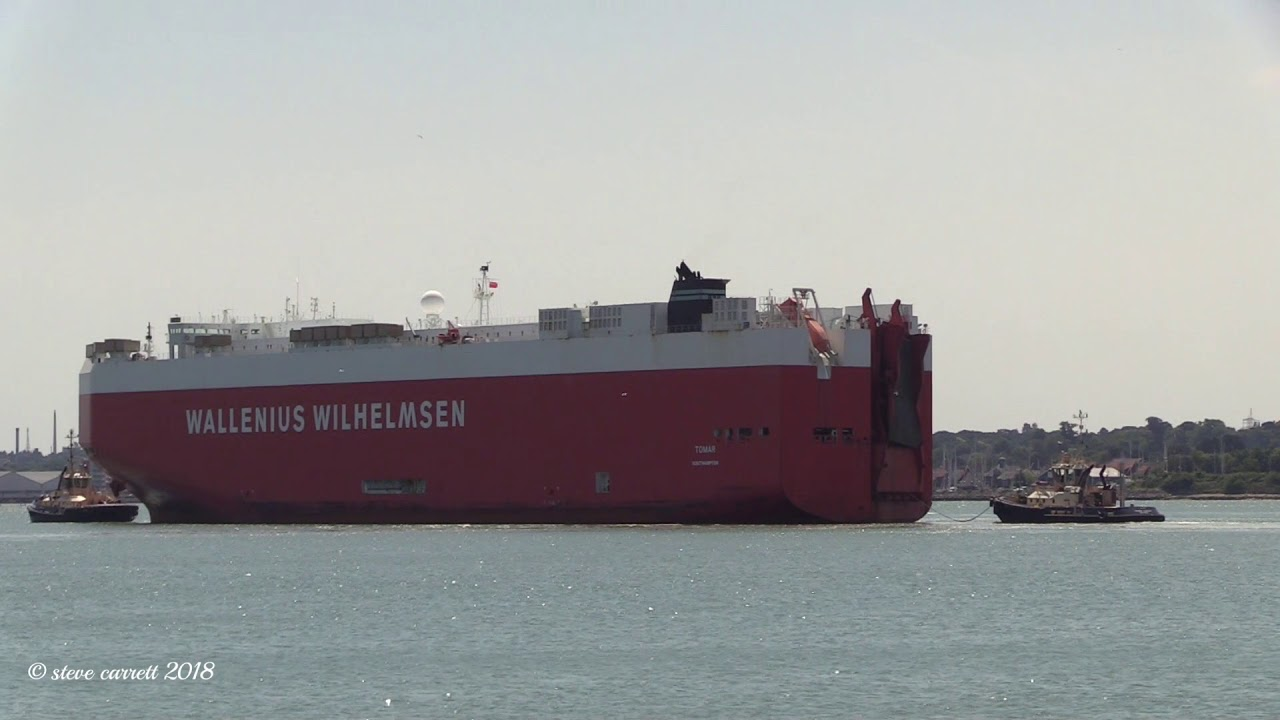 Wallenius Wilhelmsen Vehicles Carrier