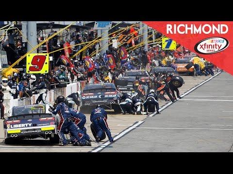 NASCAR XFINITY Series- Full Race -ToyotaCare 250