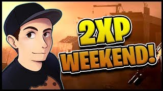 2XP WEEKEND & RANKING UP!! || Call Of Duty Modern Warfare || Interactive Streamer || PS4
