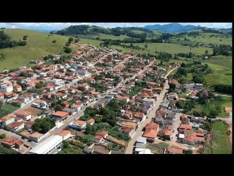 Distríto Santa Bárbara MG. Filmagem Com Drone
