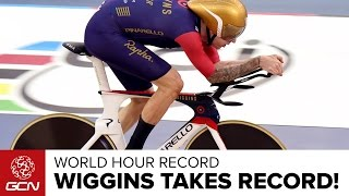 Bradley Wiggins Breaks The Hour Record! Essential Things To Know About Brad