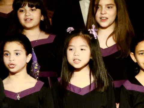 """Marissa's Music Performance - Choir """"I Just Can't Wait To Be King"""""""