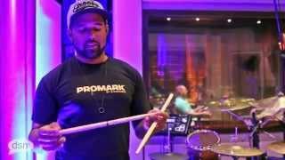Conheça o set up do baterista Alexandre Aposan