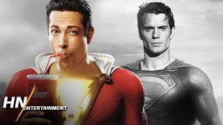 Why Henry Cavill May Not Play Superman For A Shazam Cameo