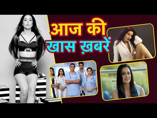 Hina Khan का हुआ Accident, टैम्पू ने मारी टक्कर | Sanjivani | Shweta Tiwari | Bigg Boss 13