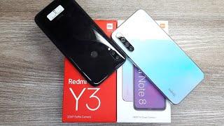 Redmi Note 8 vs Redmi Y3 - Which Should You Buy ?