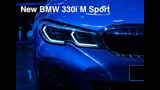 New 2019 BMW 330i M Sport Package