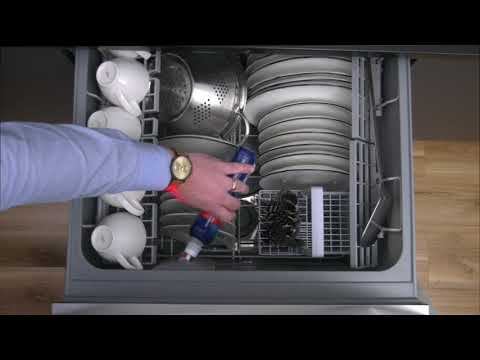 How To Add Rinse Aid To Your DishDrawer™