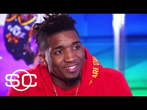 [FULL] Donovan Mitchell exclusive sit down with Adrian Wojnarowski | SportsCenter | ESPN