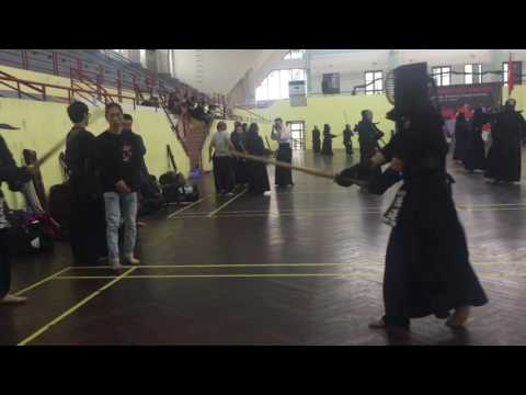 1st Kendo examination in Vietnam