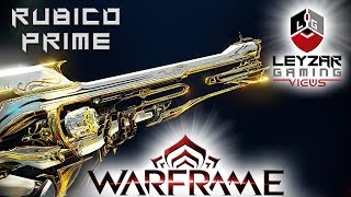 Rubico Prime Build 2018 (Guide) - Standard & Eidolon Hunting Builds (Warframe Gameplay)
