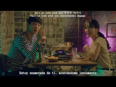 Hong Dae Kwang & Kei - Wanna Date (연애하고 싶어) MV [Sub Esp+ Rom] [Story About : 썸, 한달 Episode 3]