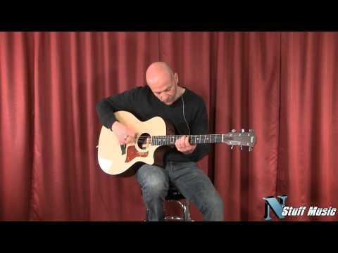 Taylor 314-CE Grand Auditorium Cutaway Acoustic-Electric Guitar