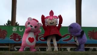 まんべくん「あたりまえ体操」 with コアックマ&アックマ 2012.6.30