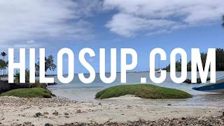 HILOSUP.com Hawaii Stand Up Paddle Rental $35/day