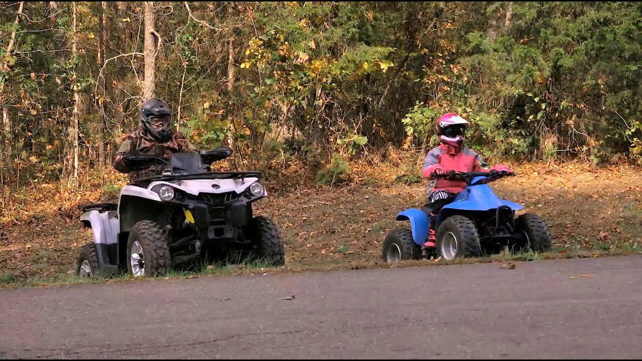 The Safe Choice - Keep ATVs Off Roads