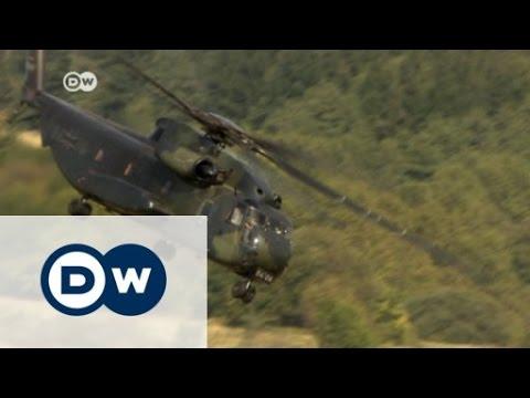 German-Dutch military units train | Journal