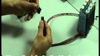 HP CISS DIY Installation Insturction