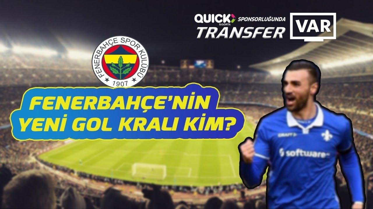 Fenerbahçe'nin yeni gol kralı kim? Tüm detayları ile #TransferVAR'da...