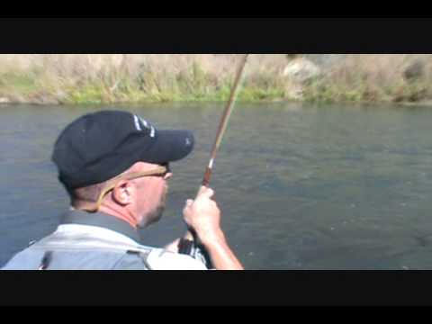Owyhee river oregon fly fishing 2010 brown trout youtube for Owyhee river fishing report