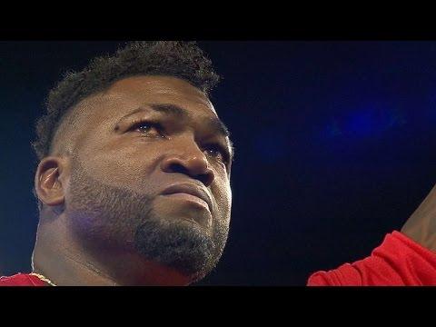 CLE@BOS Gm3: Ortiz says goodbye to Fenway faithful