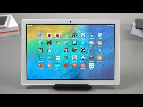 Teclast P10 Review  - $99 Android 7.1 Tablet