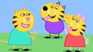 Peppa Pig en Español Episodios completos   La fiesta!  🎓Regreso al colegio 🚌Pepa la cerdita