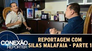 Reportagem Com Silas Malafaia - Parte 1 | Conexão Repórter (12/03/17)