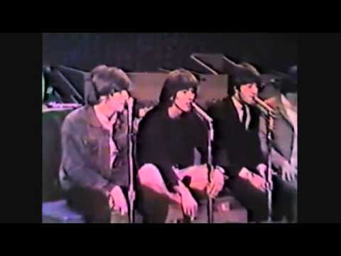 The Beatles 1965 Rare interview!! Exclusive
