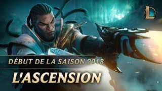 L'Ascension - League of Legends