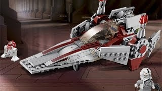 LEGO Star Wars 75039 V Wing Starfighter - HD Set Images