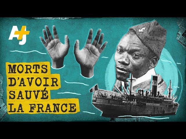 """L'histoire tragique des tirailleurs naufragés de """"L'Afrique"""""""
