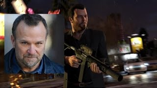 gta v actor ned luke is in an anti gun psa and people are calling him a hypocrite